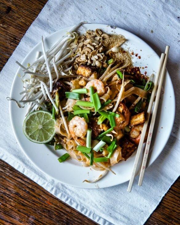 Pad Thai - rollercoaster kubków smakowych 26