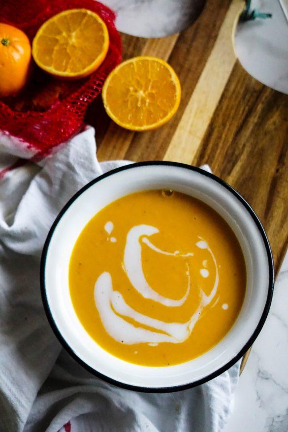 Krem marchewkowo - pomarańczowy 20