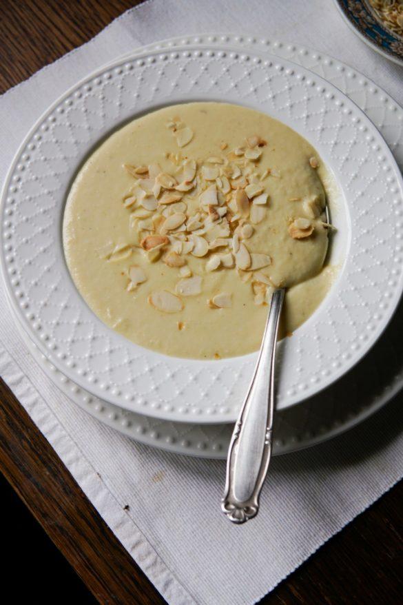Zupa krem z kiszonej kapusty 8
