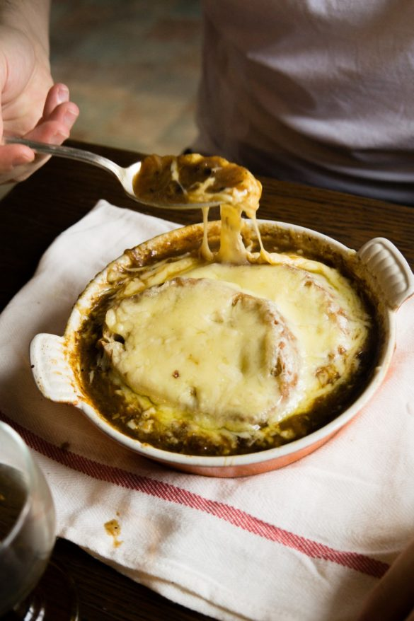 Francuska zupa cebulowa 20