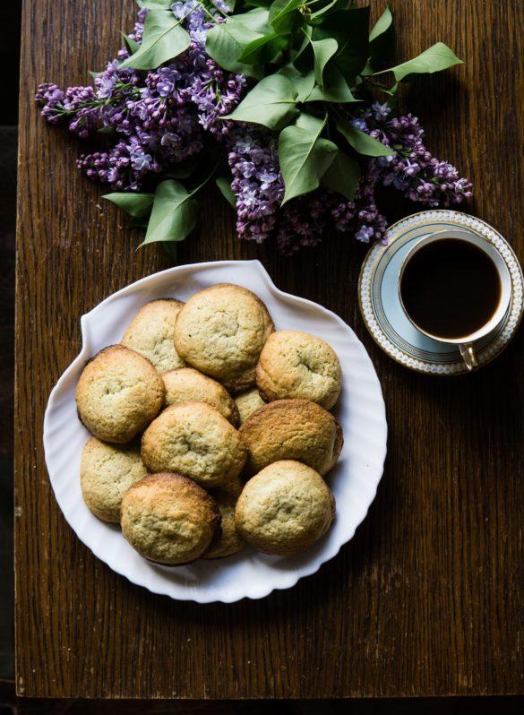 Rumiankowe ciasteczka maślane z cytryną 14