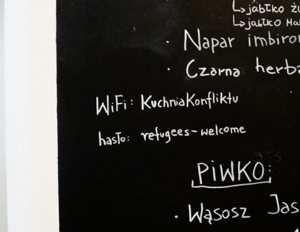 Kuchnia Konfliktu - tu ferment sieją uchodźcy 54