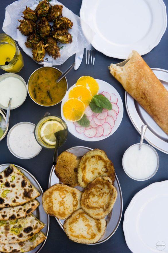 India Express - śniadania, jakich jeszcze nie jadłem 26