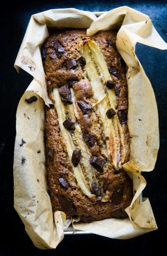 Easy Banana Bread 14