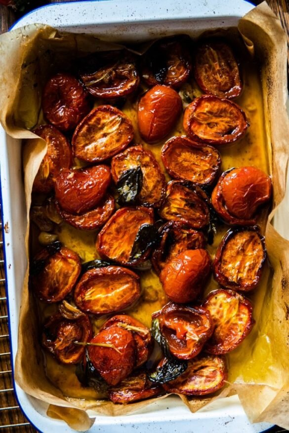 Konfitowane pomidory w oliwie z oliwek 6
