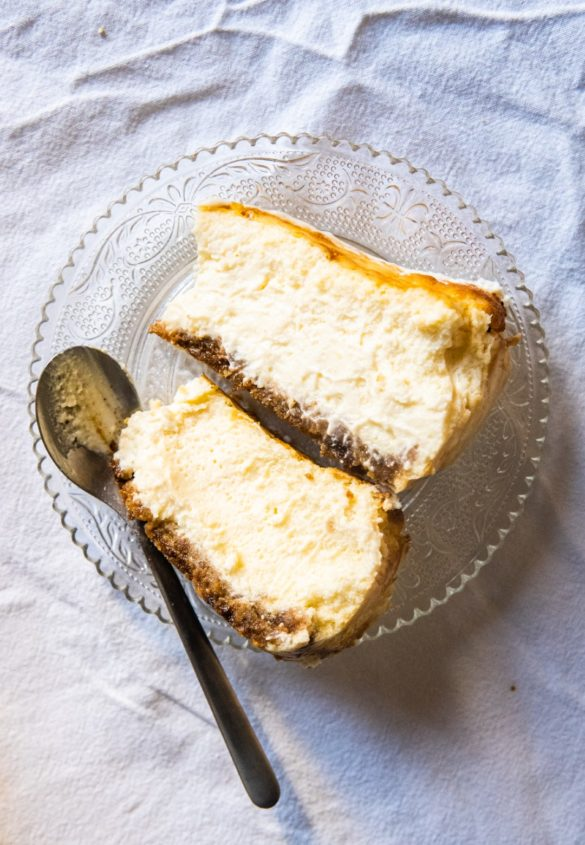 Basque Cheesecake (But Even Better) 20