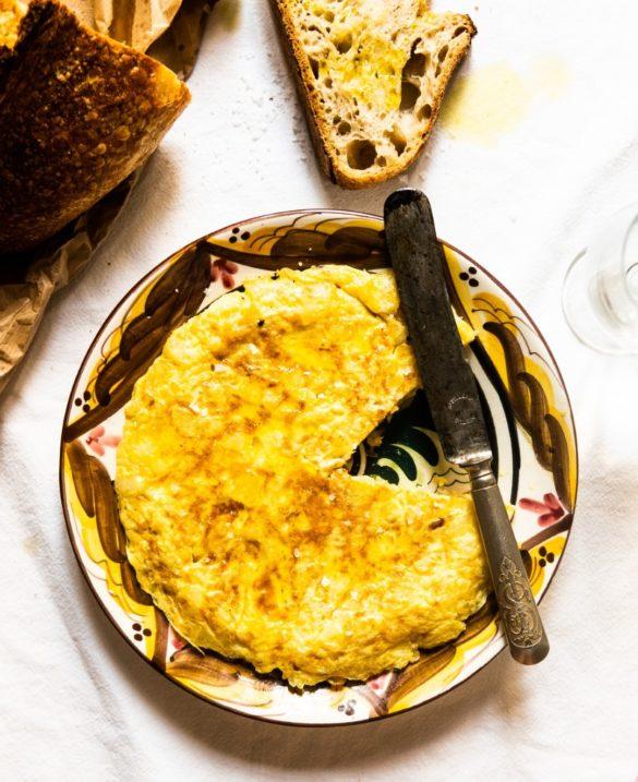 Tortilla de patatas — najbardziej hiszpańskie z hiszpańskich dań 4