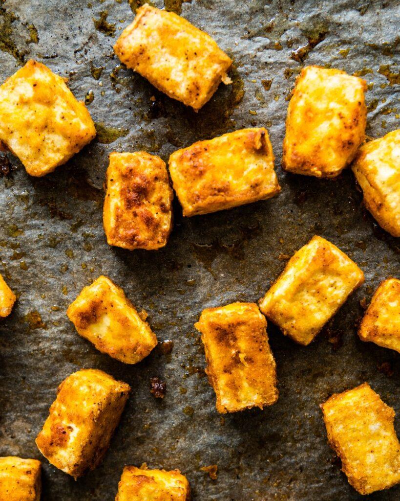 Pieczone tofu zmieniające życie 2