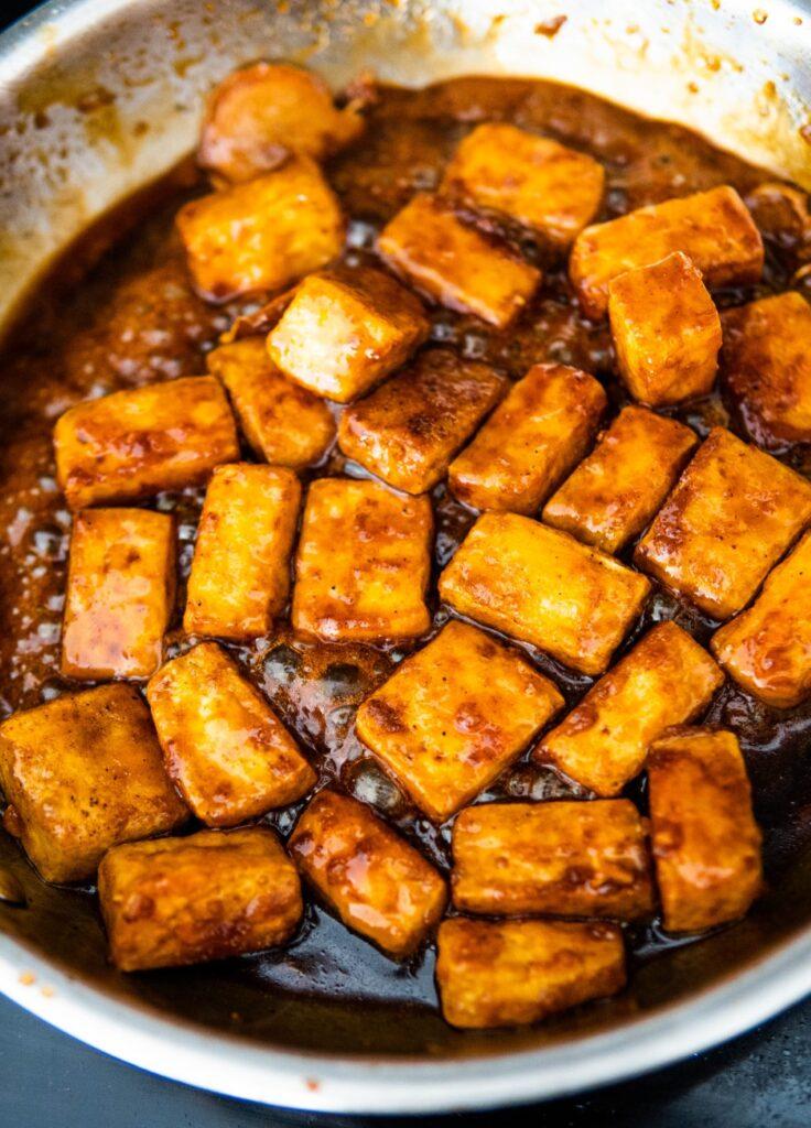 Pieczone tofu zmieniające życie 3