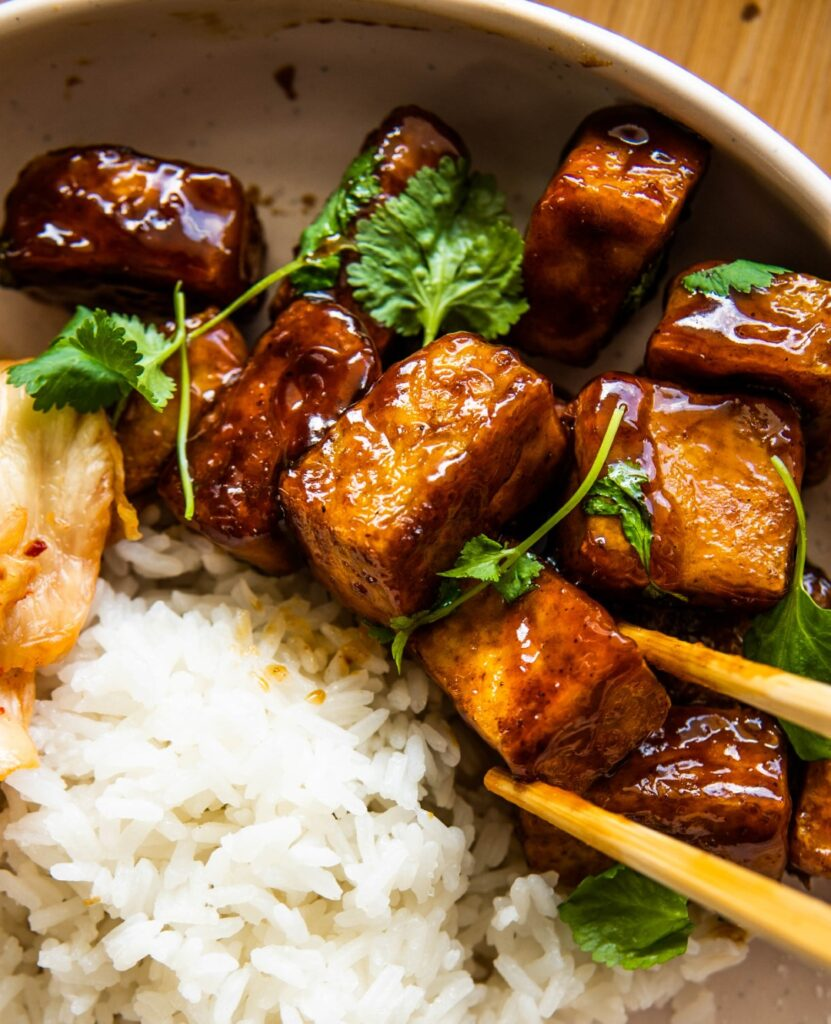 Pieczone tofu zmieniające życie 4
